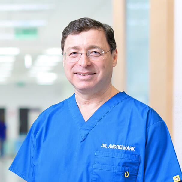 Oral Surgeon Andrei Mark