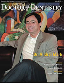 Dental Implant Specialist Dr. Andrei Mark